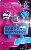 Bougies Monster High