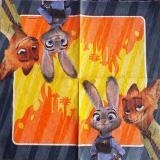 Judy et Nick du film Zootopie GM