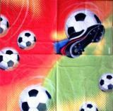 Ballons de foot et shoot