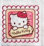 "Hello Kitty ""biscuit"""